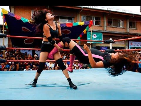 Xxx Mp4 Second Nepali Ladies Wrestling Showed At Kalimati Medianp Com 3gp Sex