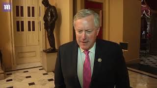Republicans feel torn over Trump national emergency declaration