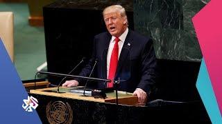 كلمة الرئيس الأميركي دونالد ترمب أمام الدورة الـ73 للجمعية العامة للأمم المتحدة