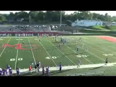 Madison Central High School vs Pulaski Srimmage 08-15-13