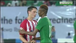 Nigeria vs Atletico Madrid 2-3 Highlights & Goals
