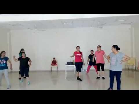 Xxx Mp4 Zumba Dance On Humma Humma OK Jaanu 3gp Sex