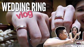 WEDDING RING VLOG - KEN & GRAT WEDDING #03