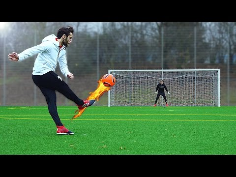 Download freekickerz vs Hakan Calhanoglu - Ultimate Free Kick Challenge