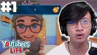 Awal Mula Channel Gaming Afif Yulistian - Youtubers Life Indonesia #1