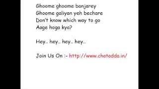 Banjarey  Full Video Song  Fugly 2014 Ft Yo Yo Honey Singh  Httpwwwchataddain
