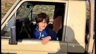 نايف زياد يسوق الشاص نيسان نيفو بن زياد بن نحيت