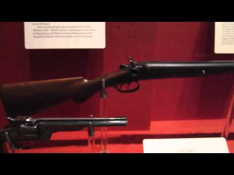 Wyatt Earp and Doc Holliday Original Guns Museum Exclusive
