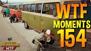 PUBG WTF Funny Moments Highlights Ep 154 (playerunknown