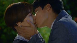 [Lucky Romance] 'Ryu Junyeol ♥ Hwang Jung-eum' Kiss Compilation