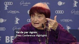 Varda par Agnès | Press Conference Highlights | Berlinale 2019