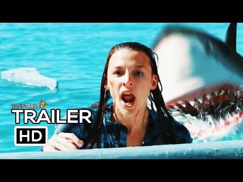 Xxx Mp4 FRENZY Official Trailer 2018 Shark Horror Movie HD 3gp Sex