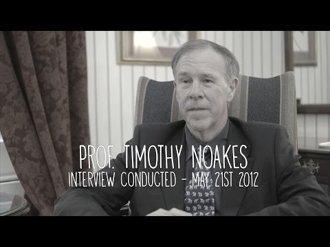 Full Timothy Noakes interview from Carb-Loaded documentary (38 Min)