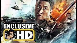 WOLF WARRIOR 2 Exclusive Movie Clip (2017) Frank Grillo Action Movie HD