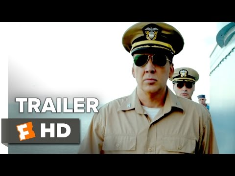 USS Indianapolis: Men of Courage Official Trailer 1 (2016) - Nicolas Cage Movie