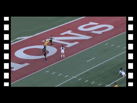 Waco ISD: TX HS Girls Soccer - GAME 1: Waco High Lions vs University High Trojans
