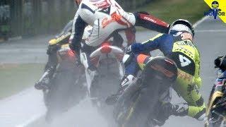 5 Kejadian Unik Saat Race MotoGP