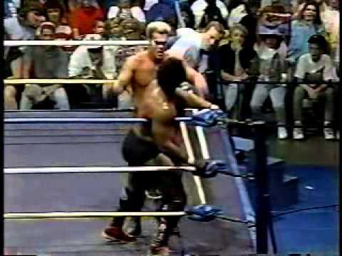 PH 8/18/89-  Sting vs Ron Simmons  Part 2