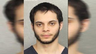 Fort Lauderdale airport gunman sends panicked passengers fleeing