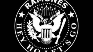 RAMONES Hey Ho Let's Go