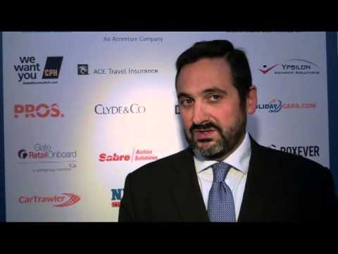 How to increase ancillary revenue: Alex Cruz, Vueling. World Low Cost Airlines Congress 2012