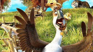 Duck Duck Goose TRAILER (Animation, Kids, Family MOVIE) 2017