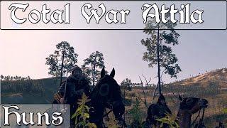 [14] Attila : Total War : Les Huns ~ L'agent tous risques