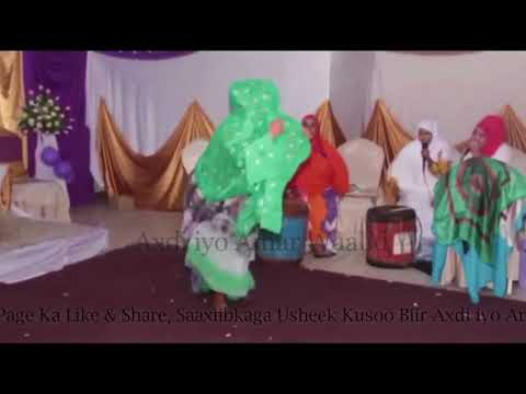 Typical Somali Women Dance