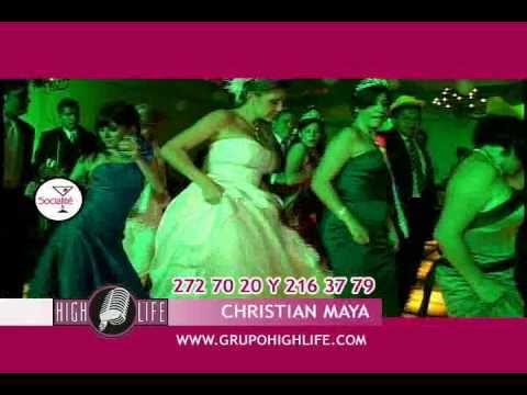 Boda Jareny & Christian parte I con High Life
