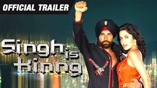 Singh Is King - Theatrical Trailer | Akshay Kumar, Katrina Kaif