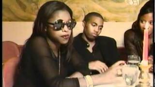 Firm Interview Nas, Foxy, AZ & Nature in 1997