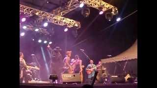 RWMF2012: Kanda Bongo Man (Kwasa-Kwasa dance)