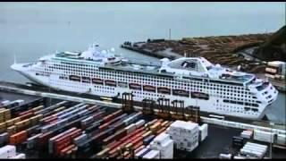 Bon Voyage to the cruise ship season