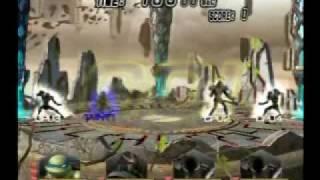 Teenage Mutant Ninja Turtles: Smash-up (PS2)
