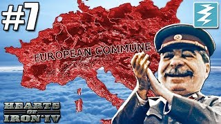 HEAVEN EXISTS [7] Super European Union - Hearts of Iron IV