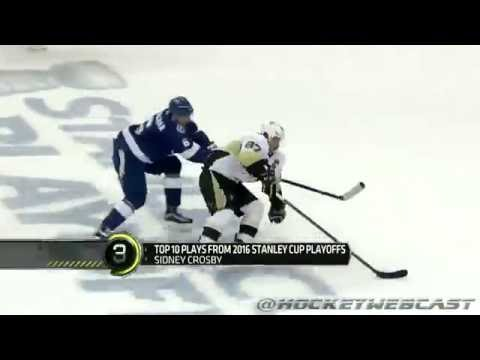 Top 10 Plays From 2016 Stanley Cup Playoffs (HD)