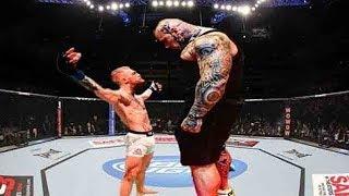 أضخم 10 مقاتلين MMA في التاريخ !!