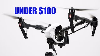Top 5 Best Drones With Camera You Can Buy (Under $100) 2017