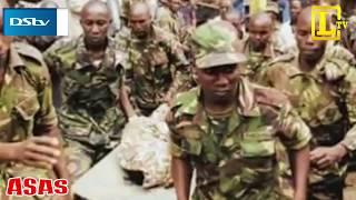 PICHA ZA KWANZA ZA MAREHEMU WANAJESHI WETU WALIOKUFA DRC NA KUAGWA LEO.