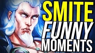 HE BO IS STUPIDLY OP! - SMITE FUNNY MOMENTS