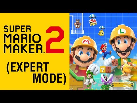 Super Mario Maker 2 Expert Mode