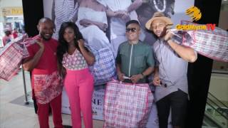 OSUOFIA, BLOSSOM CHUKWU AND YVONNE OKORO AT PRESS SCREENING,