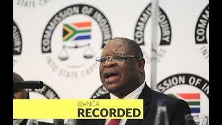 State capture inquiry begins
