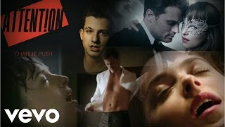 Charlie Puth - Attention (Official Video/Fifty Shades Darker Edition)
