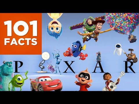 watch 101 Facts About Pixar