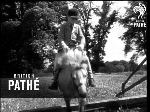 Ride A Cock Horse (1945)