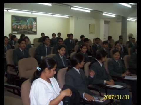 B.V. Patel Institutem Bardoli- College Days.mpg
