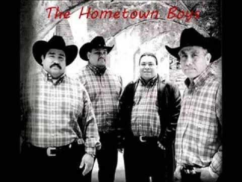 The Hometown boys Con cartitas