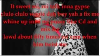 Macka Diamond Dye Dye lyrics)