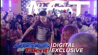 The Hype Is Real At AGT Auditions Cincinnati - America